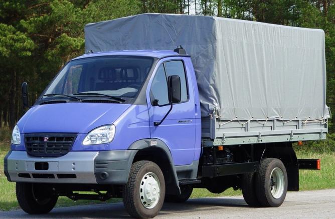 ГАЗ-3310 «Валдай»